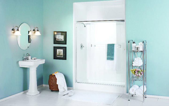 Shower Makeover   Raleigh