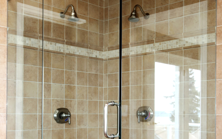 Crushed Tile Showers Custom Bathrooms Raleigh NC Luxury Bath Raleigh