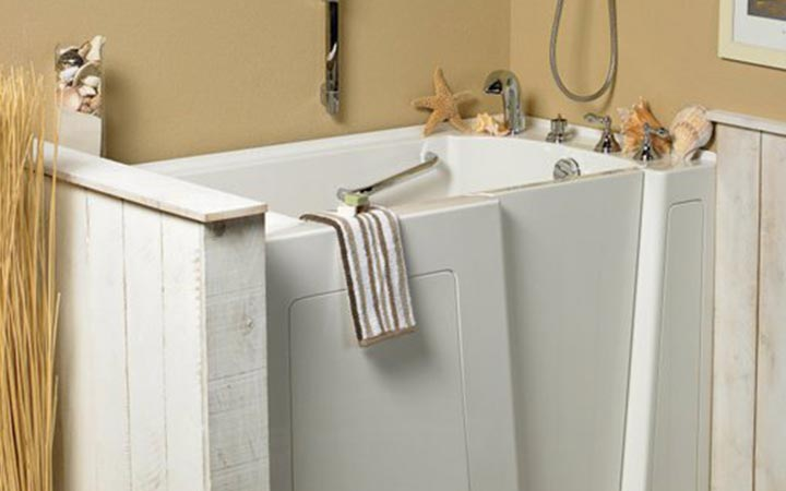 Walk-In Bathtubs Raleigh | Walk-In Bathtub Company | Luxury Bath ...